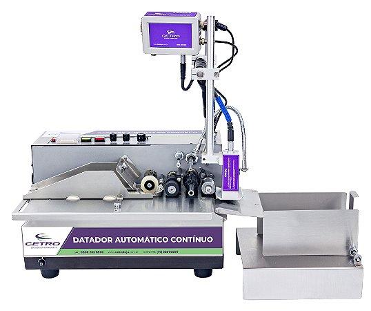 Datador Inkjet Automático Contínuo