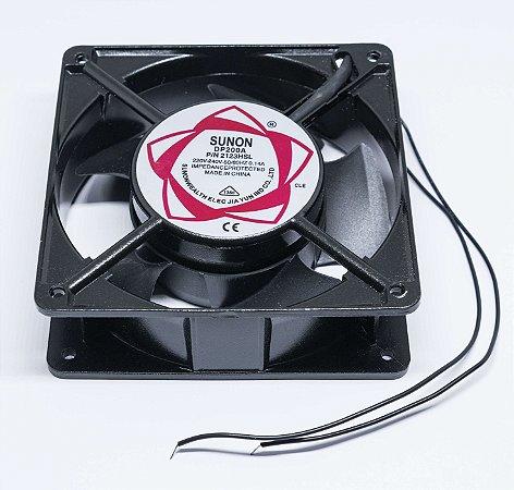 Micro Ventilador Quadrado para Seladora Robusta - 220v