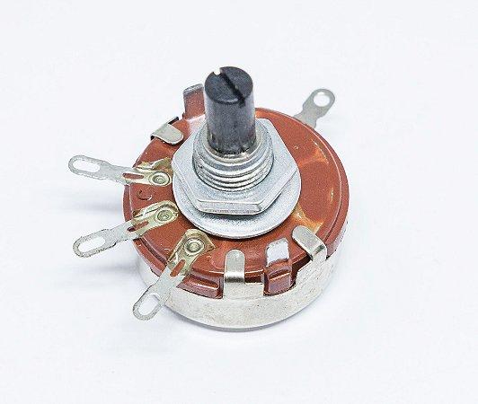 Potenciômetro Simples 100k para Túnel de Encolhimento TDE450
