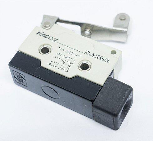 Microrruptor Fim de Curso com Haste (Zln15g09)