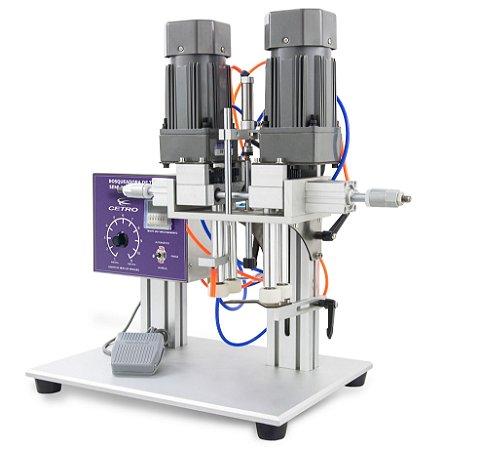 Rosqueadora de Tampas Semi-Automática CSCM T