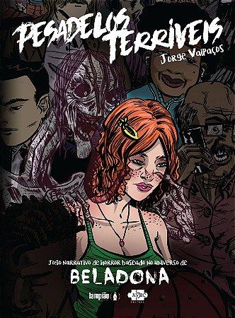 Pesadelos Terríveis - Beladona RPG