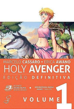 Holy Avenger — Edição Definitiva Vol. 1