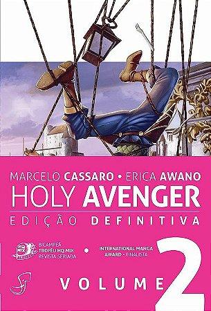 Holy Avenger — Edição Definitiva Vol. 2