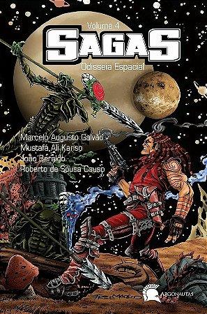 Sagas 4: Odisseia Espacial
