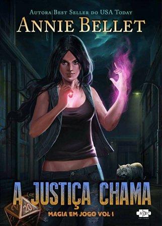 Magia em Jogo: A Justiça Chama