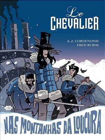 Le Chevalier nas montanhas da loucura - Pré-Venda