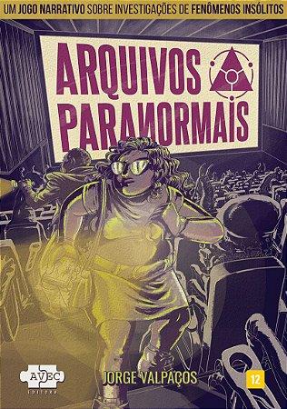 Arquivos Paranormais