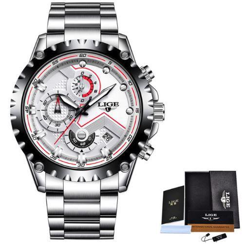 cf6dd5f5905 Relógio de Luxo Masculino Lige 215 - Omega importados