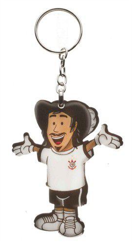 Chaveiro Mascote do Corinthians Oficial