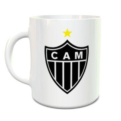 Caneca Mascote do Atlético Mineiro Galo