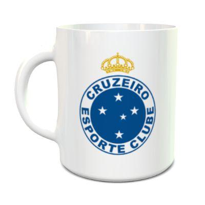 Caneca Mascote do Cruzeiro Rapozão