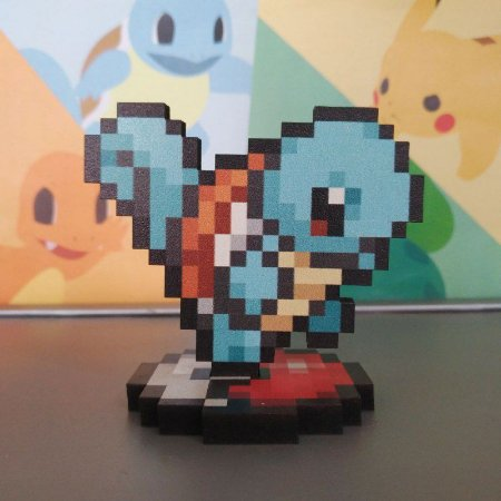 Display Squirtle (Pokémon)