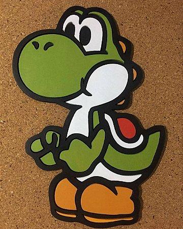 Quadro Decorativo Yoshi