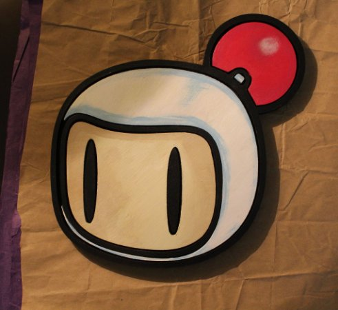 Quadro decorativo Bomberman