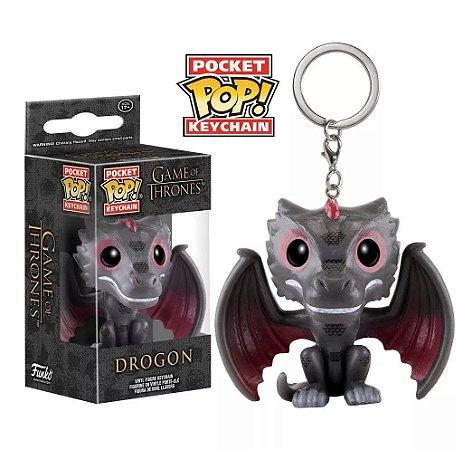 Chaveiro Pocket Pop! Drogon