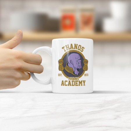 Caneca Thanos Academy