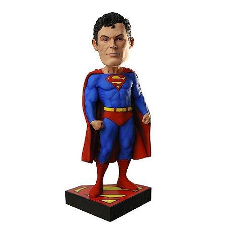 Estatueta Head Knocker Superman - Neca