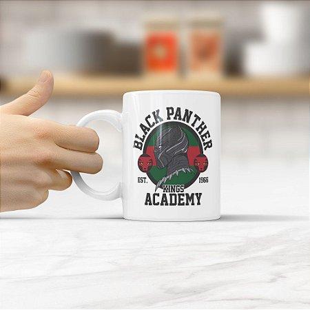Caneca Pantera Negra Academy