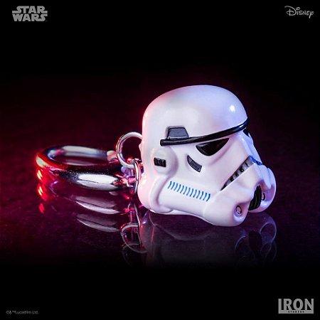 Chaveiro Stormtrooper Helmet: Star Wars - Iron Studios