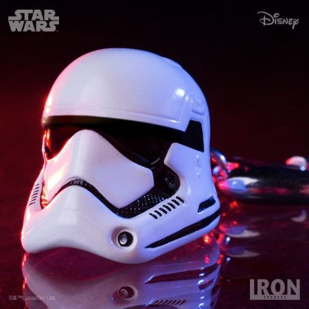 Chaveiro Stormtrooper First Order Star Wars - Iron Studios