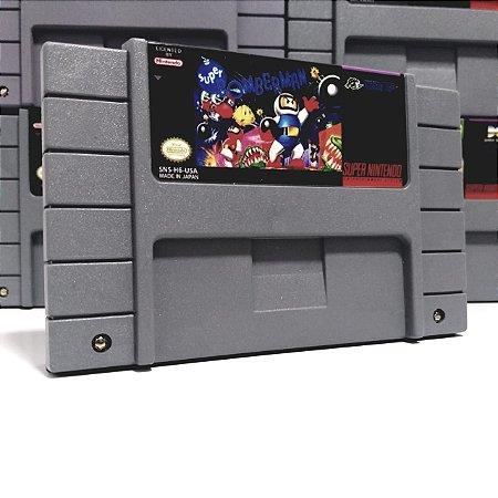 Super Bomberman [SNES]