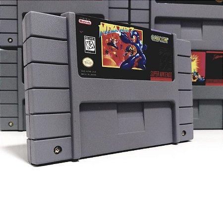 Megaman 7 [SNES]