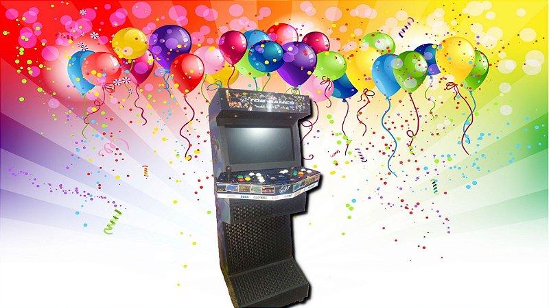 Fliperama Arcade (Locação)