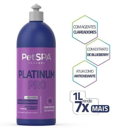 Condicionador PetSPA PlatinumPro 1L