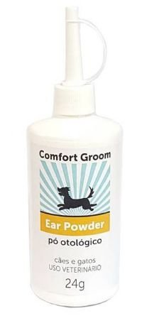 Pó De Ouvido 24Gr - Otológico  - Comfort Groom