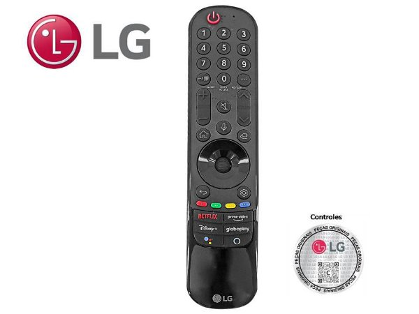 Controle LG An-mr21ga Original Para Tv 43up7500psf