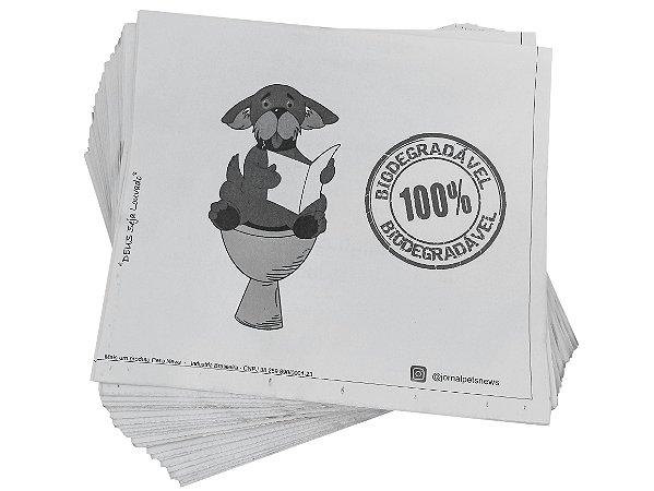 Jornal Pet - 400 Folhas