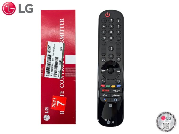 DUPLICADO - LG Controle remoto mágico AN-MR21GC com NFC (2021)
