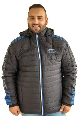 Jaqueta Plus Size Masculina Gangster Brand