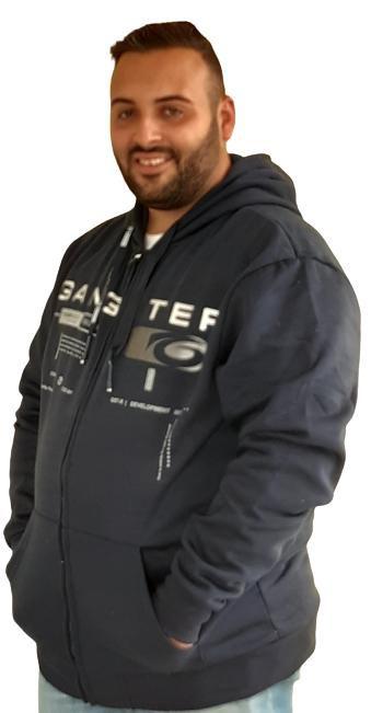 Moletom Plus Size Masculino Gangster Unlimited