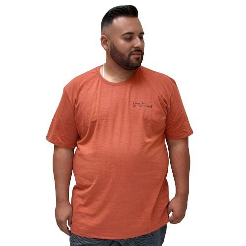 Camiseta Plus Size Masculina  Bigmen Fulluingood