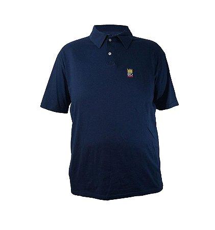 Camisa Polo Plus Size Masculina Bigmen