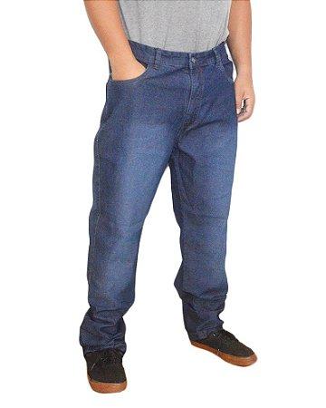 Calça Plus Size Masculina Jeans Estonada  BigMen 01