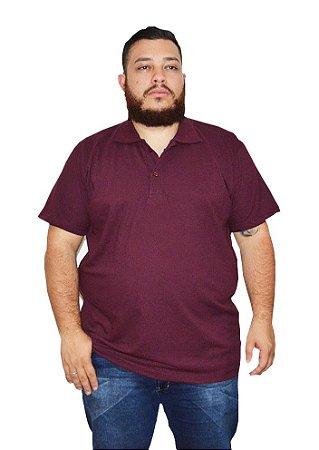 Camisa Polo BigMen Plus Size Masculina