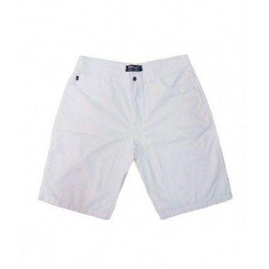 Bermuda Masculina Plus Size Colors Branca  d85526cf05fdf