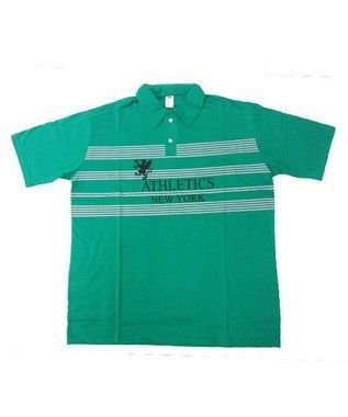 Camisa Polo BigMen Plus Size Masculina New York Verde