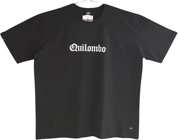 Camiseta Chronic Masculina Plus Size Quilombo