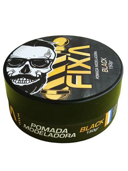 POMADA MODELADORA BLACK 150 ML