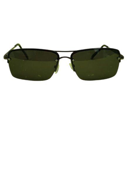Óculos De Sol Masculino Polarizado Retangular