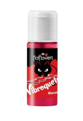 Vibroquete Morango Hotflowers