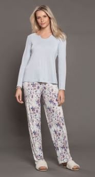 Pijama liganete Cor com Amor