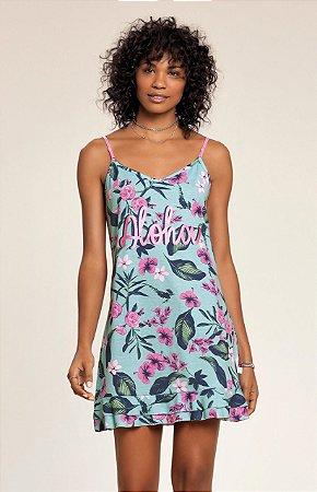 Camisola Aloha floral Mensageiro dos Sonhos