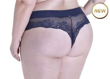 Calcinha Plus Size em Renda 2Rios