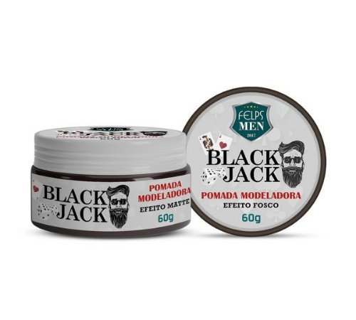 Felps Men Black Jack Pomada Matte 60g