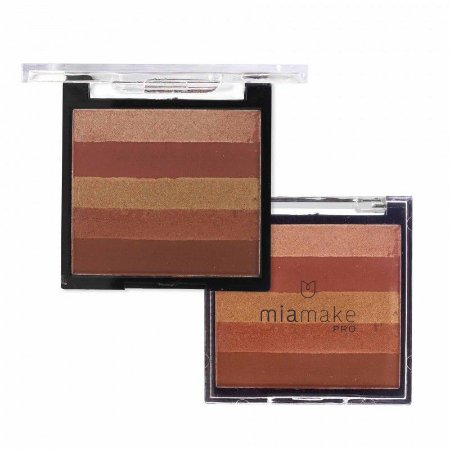 Blush Mosaico Mia Make cor - 1